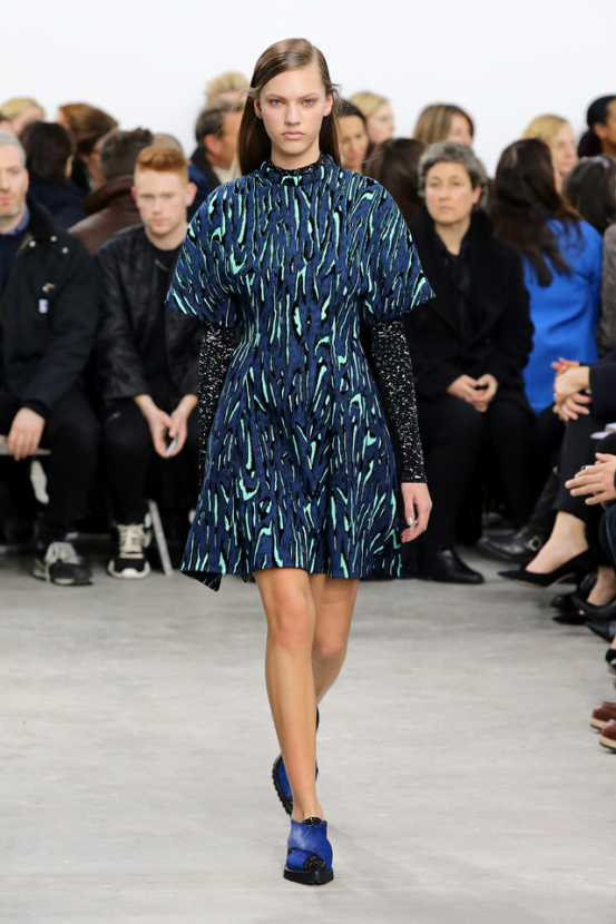 New York Fashion Week: Proenza Schouler Autumn/Winter 14