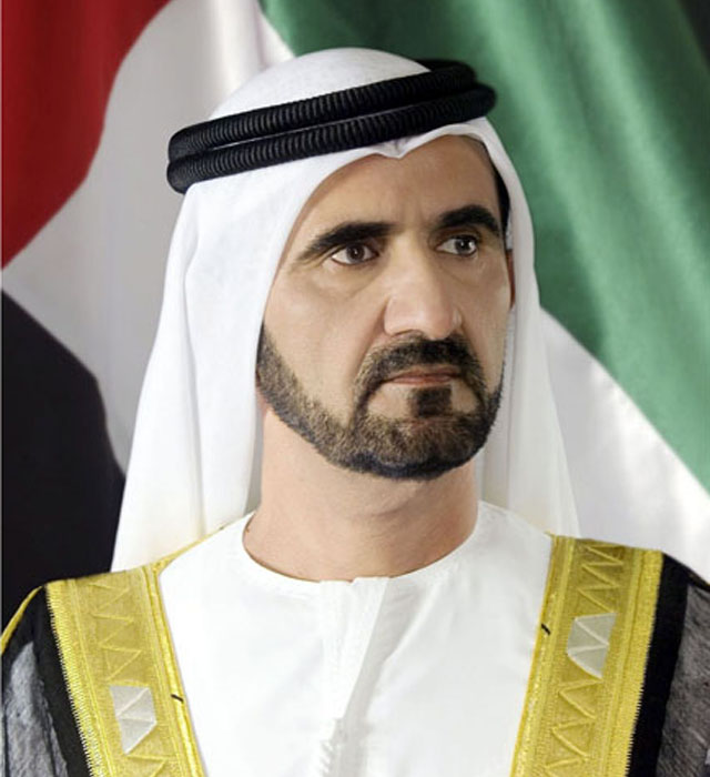 Sheikh Mohammed's new clean water campaign