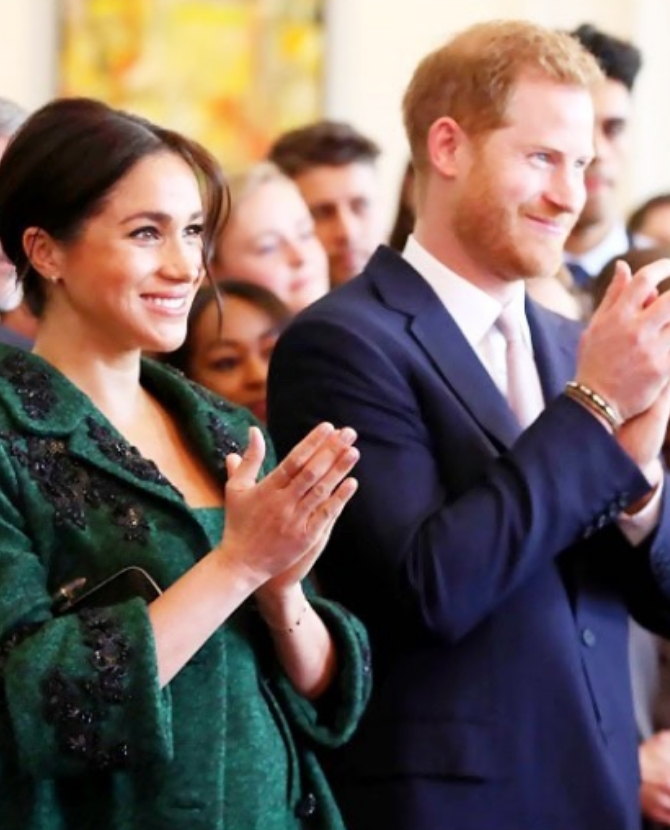 Hold up, is Meghan Markle writing her own Instagram posts?