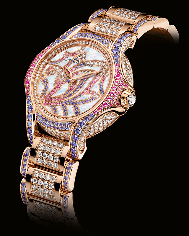Baselworld 2016: Carl F. Bucherer Pathos Swan