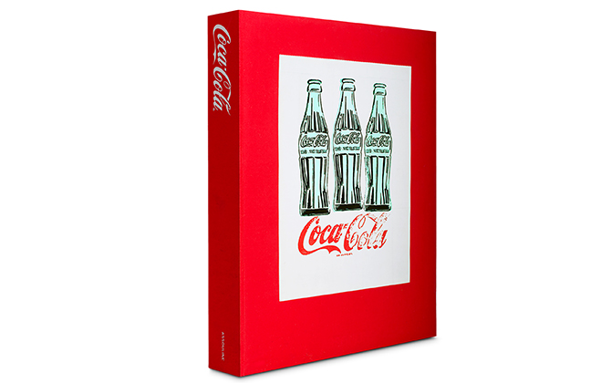 Assouline Cocacola book, Dhs3,740