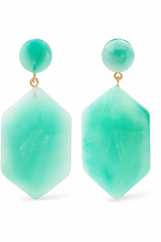 Earrings by Valet at Net-a-Porter.com