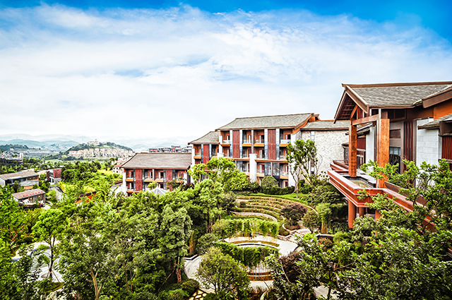 Anantara Guiyang Resort, China. Discover a burgeoning city capital that fuses modernity with nature at the newly opened resort which offers both suites and villas. For reservations, call +86 851 8238 8888.