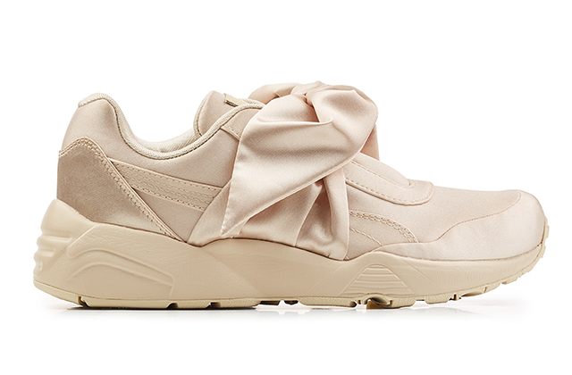 Fenty Puma by Rihanna Bow Sneaker in Pink Tint, Dhs640