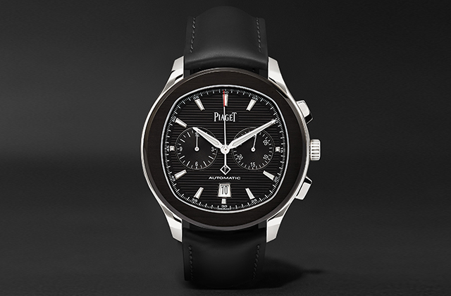 Polo S Chrono Black Limited Edition