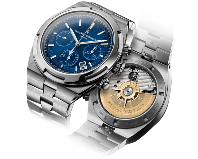 Overseas Chronograph Calibre 5200