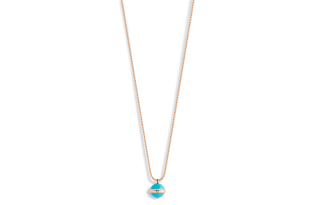 Piaget Possesion turquoise necklace