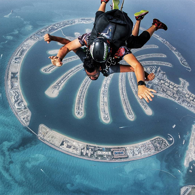 8. Palm Jumeirah – 237,995 posts