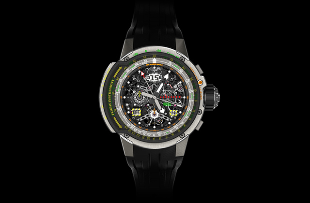 Richard Mille RM 039 Aviation E6-B Flyback Chronograph