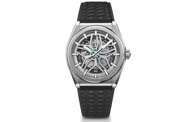 Zenith Defy Classic Range Rover, Dhs27,600