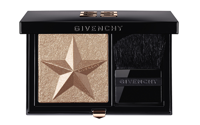 Givenchy's limited-edition Mystic Glow Powder, Dhs205