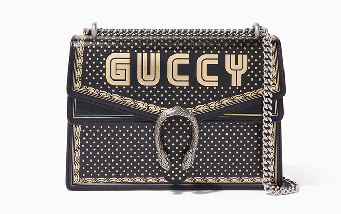 Gucci Guccy Dionysus bag, Dhs12,300