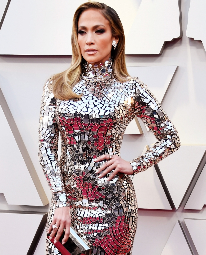 In Tom Ford at the 2019 Oscars