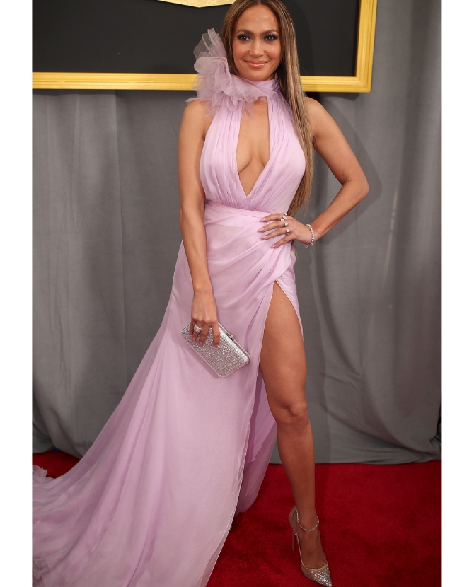 In Ralph & Russo at the 2012 Grammy Awards