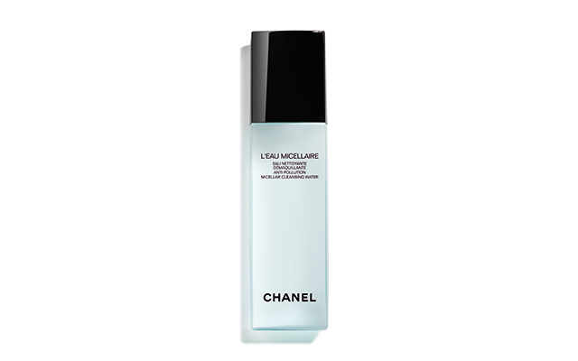 Chanel L'Eau Micellaire: Add this to your skincare routine as it offers incomparable sensations of freshness or comfort. It also ensures perfect cleansing and makeup removal for lips, face and eyes, even on long-wearing and waterproof formulas.