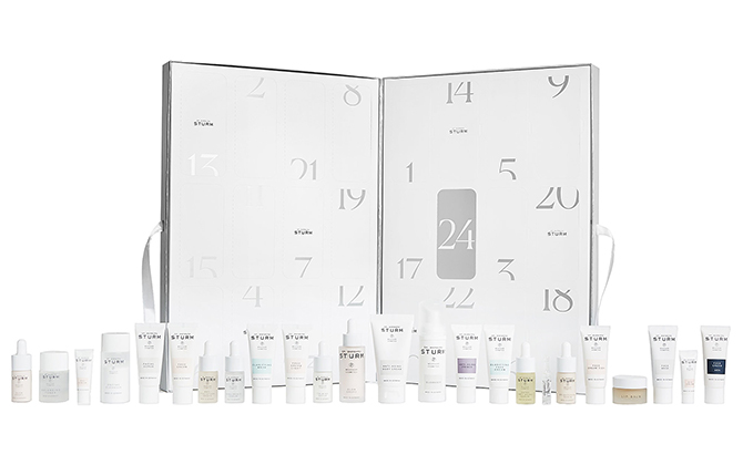 Dr. Barbara Sturm Advent Calendar