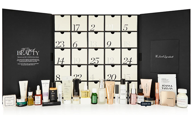 Net-A-Porter's 25 Days of Beauty Advent Calendar