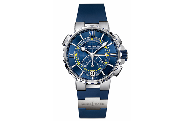 Ulysse Nardin Marine Regatta – Sports Watch Prize