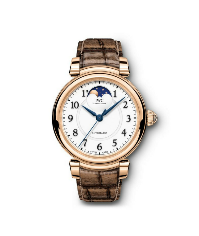 IWC's Da Vinci Automatic Moon Phase 36
