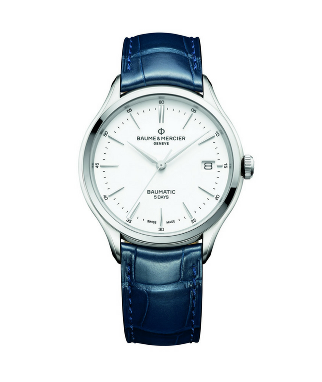 Baume & Mercier's Clifton Baumatic