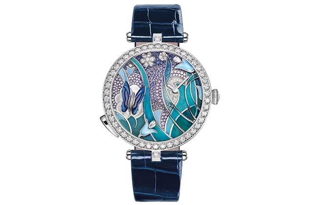 Van Cleef & Arpels Lady Arpels Papillon Automate – Ladies' High-Mech Watch Prize