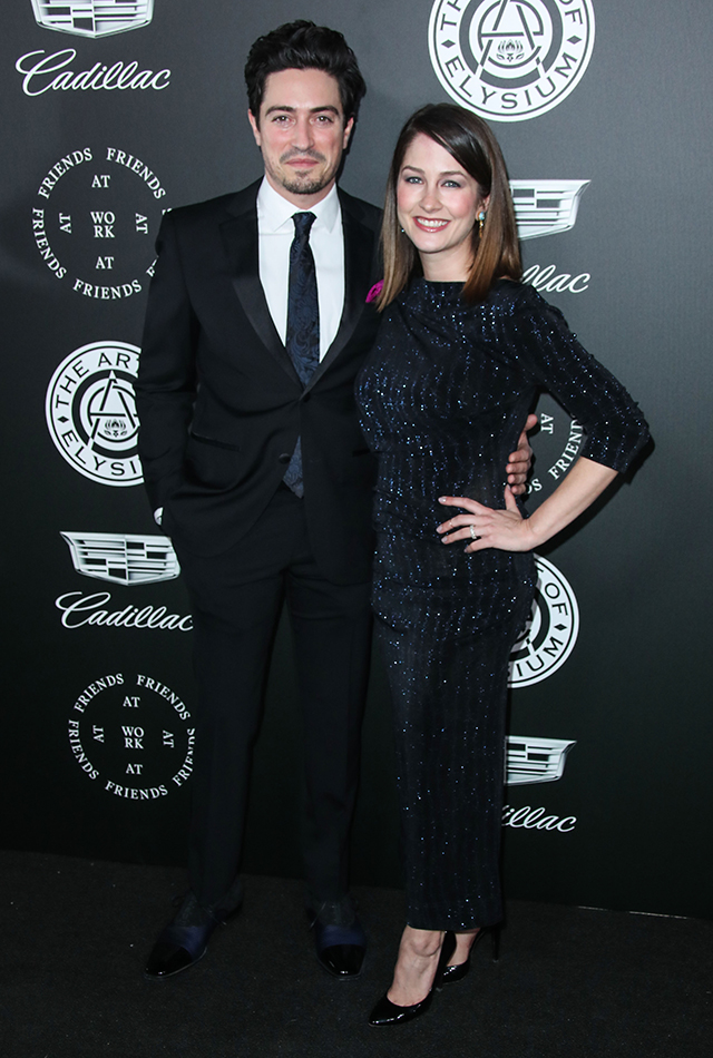 Ben Feldman and Michelle Feldman
