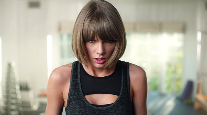 Taylor Swift channels her inner Drake for Apple