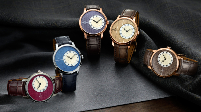 Vacheron Constantin unveils exclusive sartorial collection