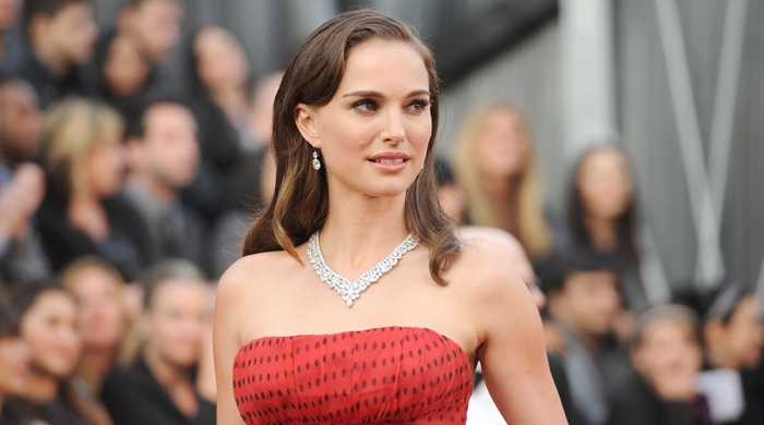 Natalie Portman to play Jackie Kennedy in a new movie