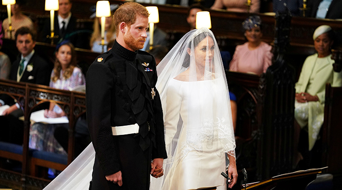 Royal Wedding 2018: Meghan Markle wears Givenchy to marry Prince Harry
