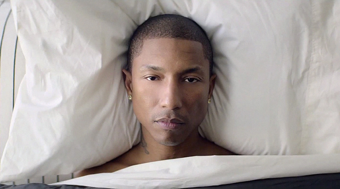 Watch now: Pharrell's new video for 'Marilyn Monroe'