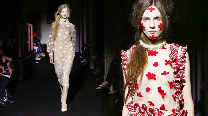 London Fashion Week: Simone Rocha Autumn/Winter 15