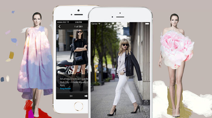 Top 5: Fashion forward apps for iOS devices