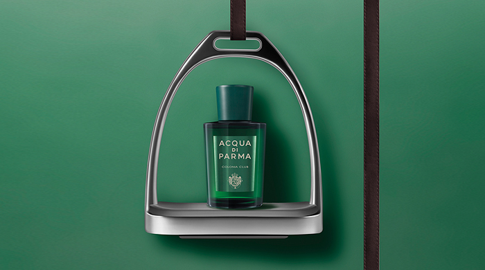 Acqua di Parma launches fifth men's fragrance