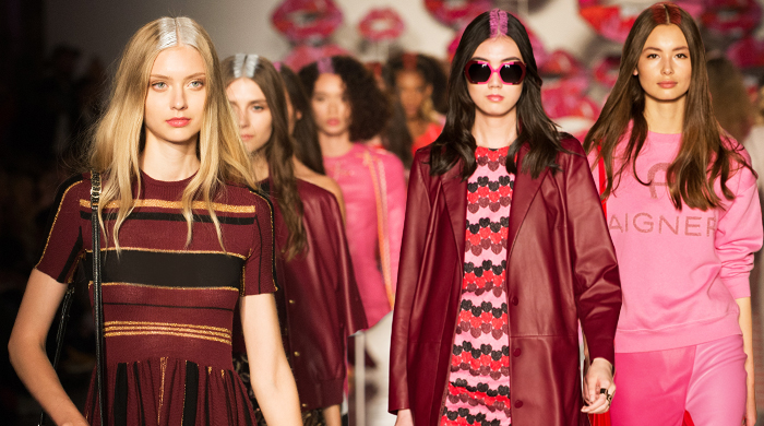 Milan Fashion Week: Aigner Spring/Summer '18