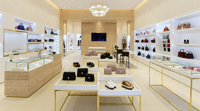 Aigner opens a new boutique in Kuwait