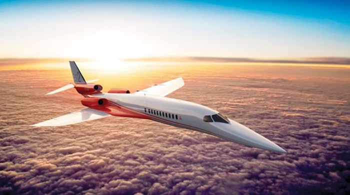 Airbus and Aerion partner to create supersonic business jet