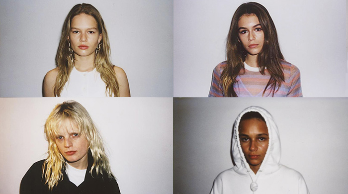 Alexander Wang's Spring/Summer '16 Instagram initiative
