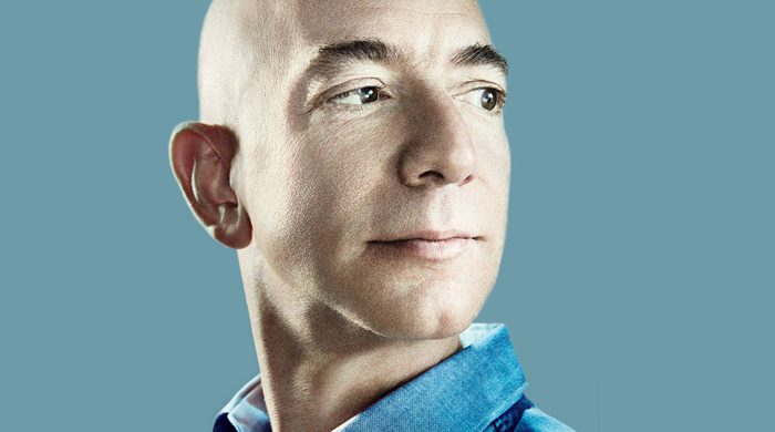 Amazon CEO Jeff Bezos had a '$4.6 billion day' this weekend