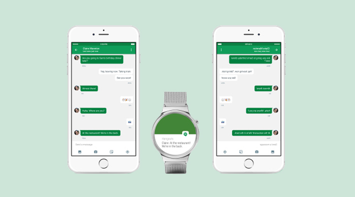 Android Wear devices can now be paired with iPhones