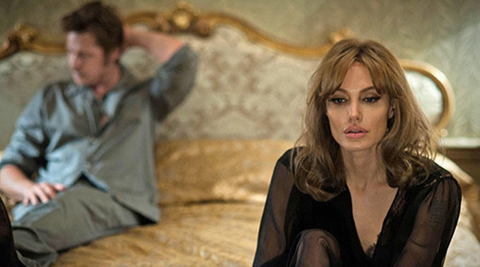 'By The Sea' releases first images starring Brad Pitt and Angelina Jolie