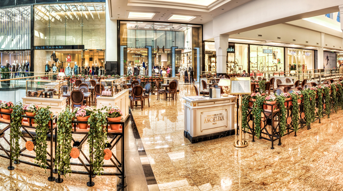 Iconic Parisien cafe Angelina opens at Dubai's Mall of the Emirates