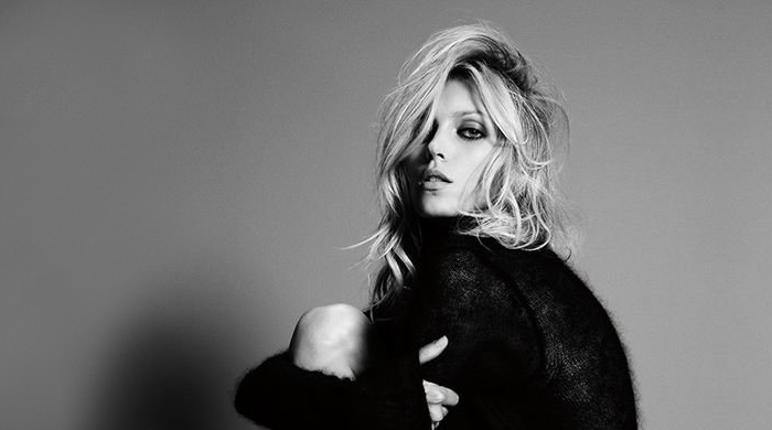 Anja Rubik has launched her first fragrance