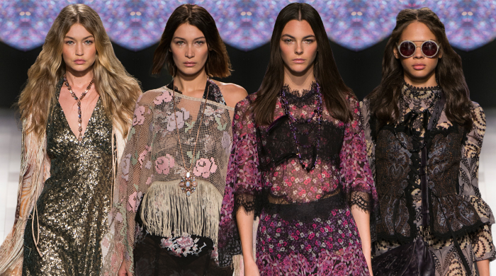 New York Fashion Week: Anna Sui Spring/Summer '18