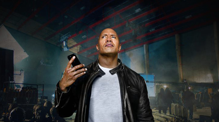 Siri showcase: The Rock's life goals revealed in new Apple ad