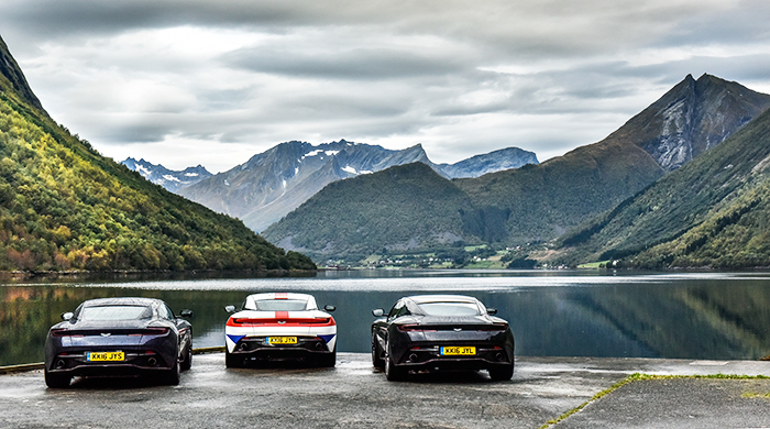 Experience Aston Martin's new Art of Living