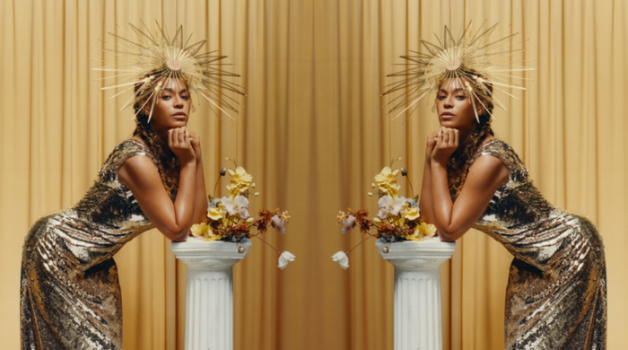 This is why everyone is talking about Beyoncé's latest magazine cover