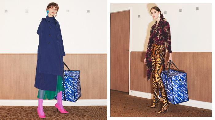 Discover Balenciaga's Resort '18 collection