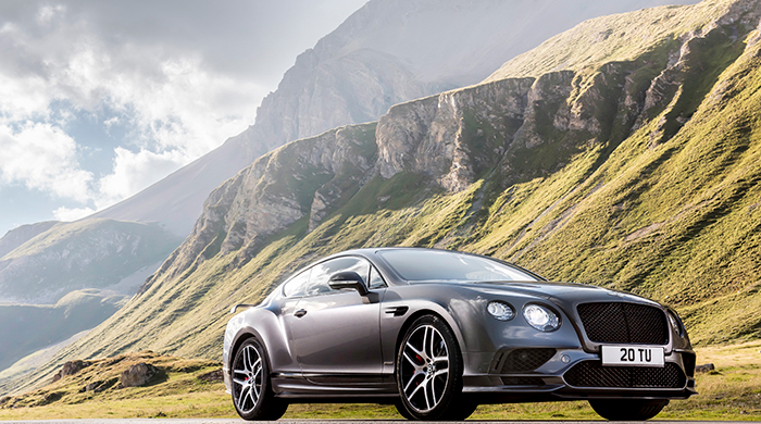 Introducing the Bentley Continental Supersports: The fastest and most powerful yet