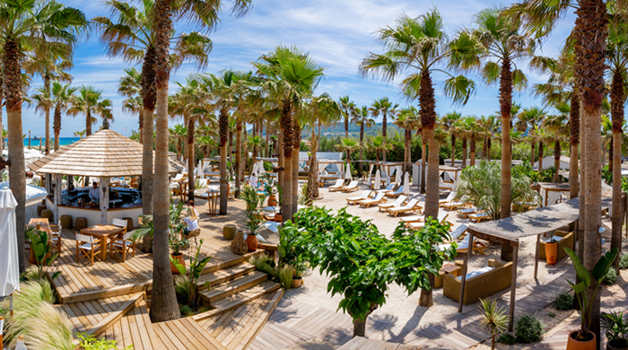 Six luxe beach clubs to escape to this Eid holiday